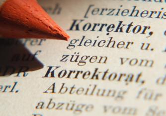 Korrektorat - Redaktion - Media-Agentur Gaby Hoffmann - © Falko Matte - Fotolia.com