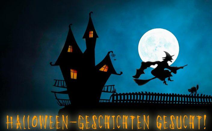 Ausschreibung Halloween-Geschichten| Media-Agentur Gaby Hoffmann